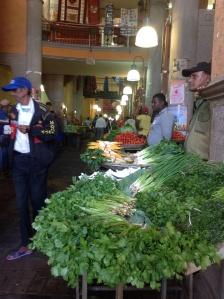 Fresh Produce Market, Port Louis