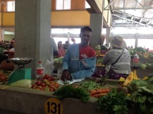 Market Day Veggies