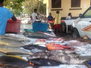 Fish Market Grande Bay