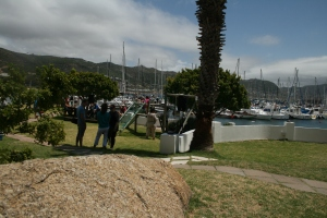 False Bay Yacht Club, Simon's Town
